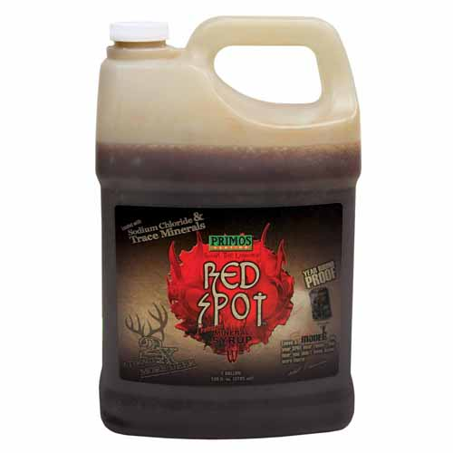 Primos Red Spot Mineral Syrup - 1 Gallon 58827