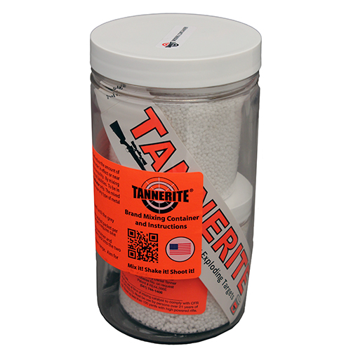 Tannerite Two Half Pack (2pk of 1/2lb Targets) H2P