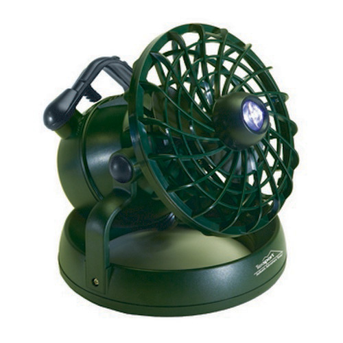 Tex Sport Fan/Light Deluxe Combo 15991
