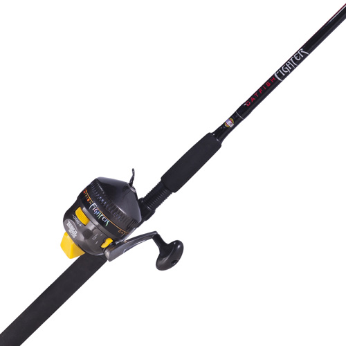 Zebco / Quantum Catfish Fighter Combo 7' 2pc Mh w/808hcf CAF808H702MH,20,NS4