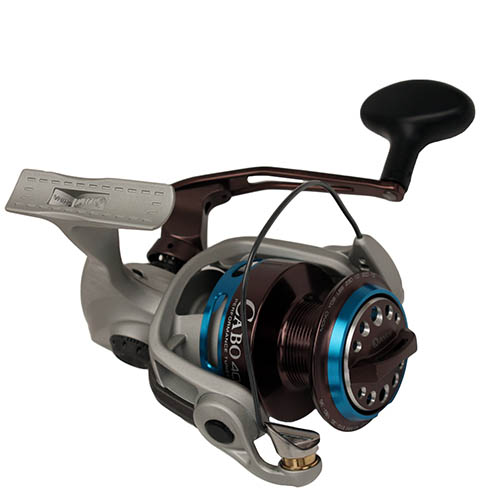 Zebco quantum cabo 8bb 40sz spinning reel csp40ptse bx2 for Quantum fishing reel