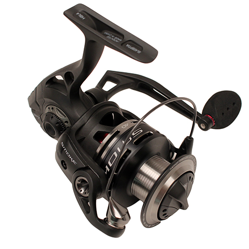 Zebco quantum smoke 40sz 5 2 1 pt spinning reel for Quantum fishing reel