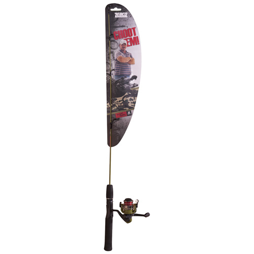"Zebco / Quantum SWAMP PEOPLE UL 36"" SPINNING COMBO SWPUL36,06C,FB6"