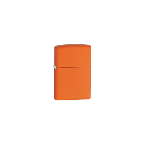 Zippo Outdoors Windproof Lighter - Orange Matte 231