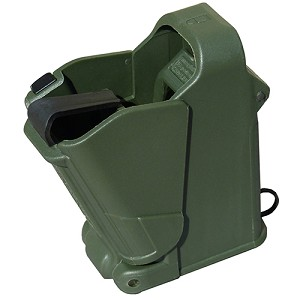Maglula UpLULA Uni. Pistol Mag Loader,Dark Green UP60DG