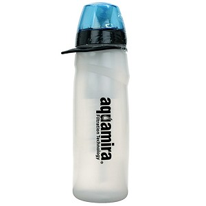 Aquamira Capsule Water Bottle and Filter 67015