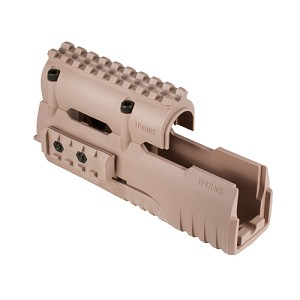 Mission First Tactical Tekko Polymer AK47 IntgrtdRailSys FDE TP47IRSFDE