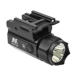 NcStar Pistol&Rifle 1W Led Flashlight/QR/Compact ACQPTF