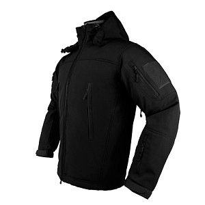 NcStar Vism Delta Zulu Jacket - Black - Medium CAJ2968BM