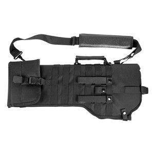 NcStar Tactical Rifle Scabbard/Black CVRSCB2919B