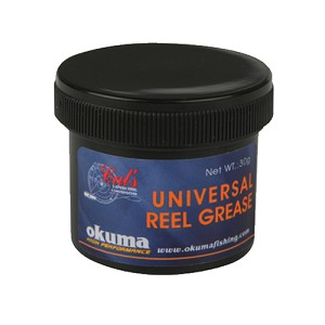 Okuma Cal's Universal Drag and Gear Grease 30g CG-30G