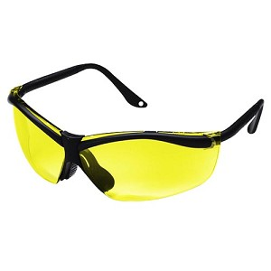 Peltor Yellow Lenses, Black Frame 90959-00002T