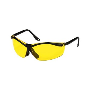 Peltor Yellow Lenses, Black Frame 90966-80025T