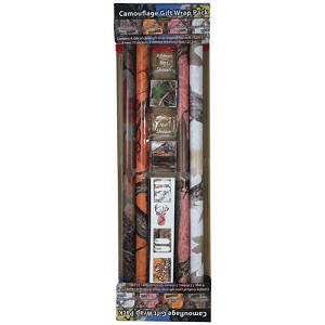 Rivers Edge Products Camo Wrap Ribbon & Cards 86