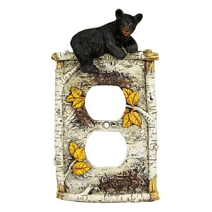 Rivers Edge Products Birch Bear Receptical Cover 610