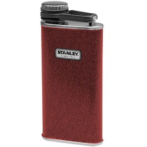 Stanley Classic Flask 8oz Red 10-00837-087