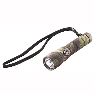Streamlight PackMate Green Camo w/Green LED 51057