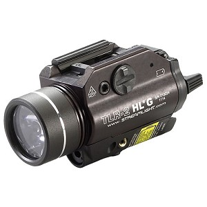 Streamlight TLR-2 HL G with White LED and Green Laser 69265