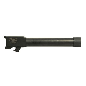 "Storm Lake Barrels Glock 19 9mm 4.72"" Thread Black 34010"