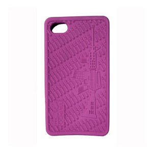 Tapco iPhone 4/4s AR-15 Case Pink IPHONE011AR-PNK