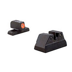 Trijicon H&K USP HD Night Sight Set-Orange Front HK106O