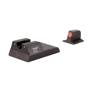 Trijicon Ruger SR9,40,40c,HD Night Sight Set-Or FO RA114O