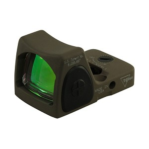 Trijicon RMR Sight (LED) - 3.25 MOA Red Dot,CK FDE RM06-C-700216
