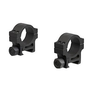 "Trijicon AccuPoint 1"" Standard Steel Rings TR103"