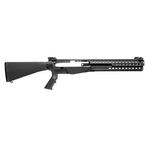 Troy Industries M14 MCS (w/A2 Stock &A2 Grip) BLK SCHA-MCS-A0BT-00