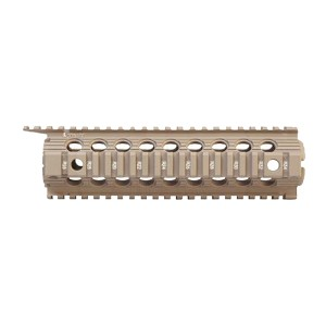 "Troy Industries Mid-Length Enhanced DI BattleRail 9"" FDE SRAI-DID-D9FT-00"