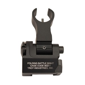 Troy Industries Front Folding HK Style Sight BLK SSIG-FBS-FHBT-00