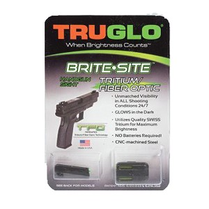 Truglo TFO -Ruger Lc Set -Ylw Rs TG131RT2Y