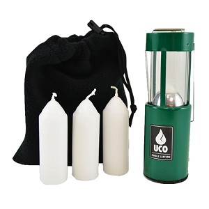UCO Original Candle Lantern Value Pack Green L-C-VPUCO-GREEN