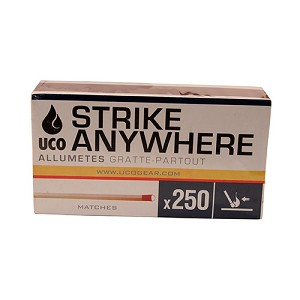 UCO Large Strike Anywhere Matches MT-SA-LARGE