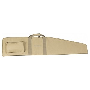 Uncle Mikes Canvas Rifle Case Tan 41110