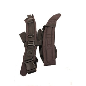 US Peacekeeper Backpack Straps for P30049 Blk P30302