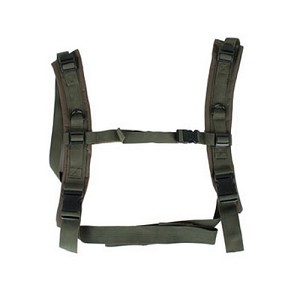 US Peacekeeper Backpack Straps for P20301 OD P20302