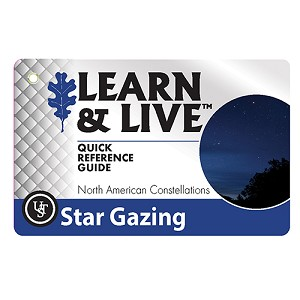Ultimate Survival Technologies Learn and Live Cards - Star Gazing 20-80-1050