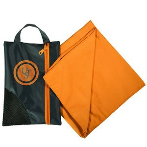 Ultimate Survival Technologies MicroFiber Towel 0.5, Orange 20-CCR0007-08