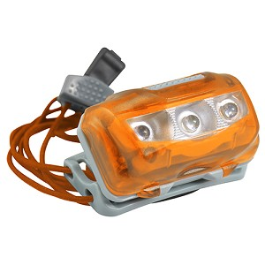 Ultimate Survival Technologies Tight Light 2.0, Orange 20-HDL0002-08