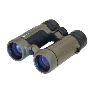 Weaver Kaspa Binoculars - 10 X 42 - Light Green 849826