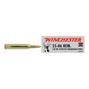 Winchester Ammo SupX 25-06 120gr Expand Point/20 X25062