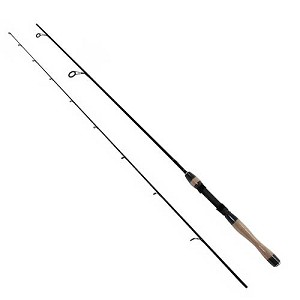 Zebco / Quantum 7' 2pc Light Spinning Rod QMXPS702LM,PB3