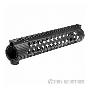 "Troy Industries 12.6"" TRX 308 Extreme DPMS HP BLK STRX-E3A-12BT-01"