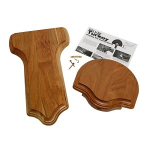 Walnut Hollow Deluxe Turkey Display Kit, Cherry 29426