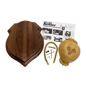 Walnut Hollow Deluxe Antler Display Kit, Walnut 29430