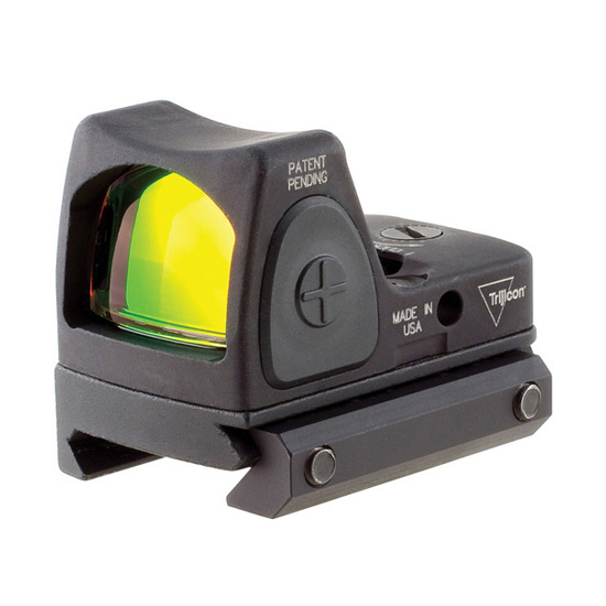 TRIJICON RMR 6.5  ADJ RED DOT W/MOUNT