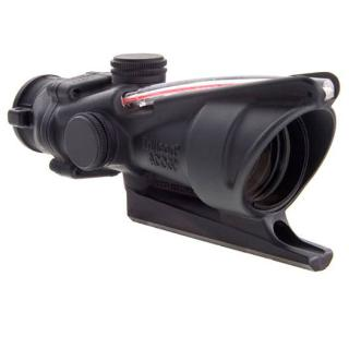 TRIJICON ACOG 4X32MM 223REM DUAL ILLUM RED DO