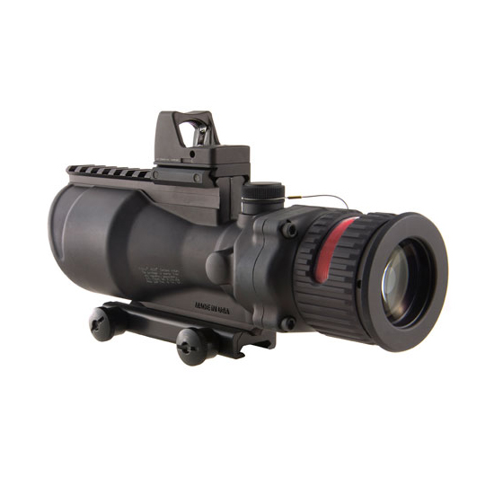 TRIJICON ACOG 6X48 RED C 223 RETICLE 8 RMR