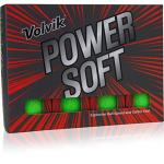 Volvik Power Soft Golf Balls Dozen - Gloss Green